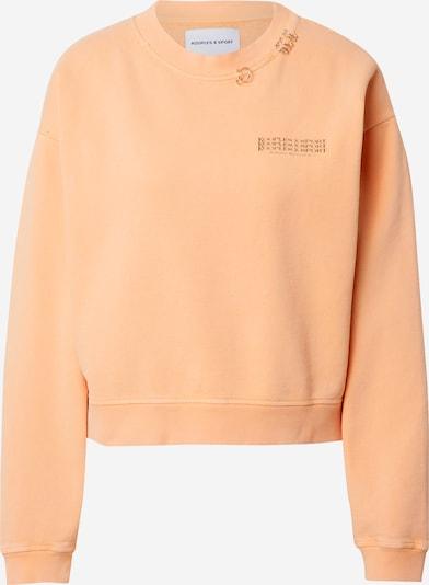 THE KOOPLES SPORT Sweatshirt in Peach / Black, Item view