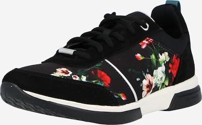 Ted Baker Sneaker 'Ceyuh' in grün / rot / schwarz / weiß, Produktansicht