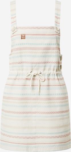 Iriedaily Kleid 'Caipini' in beige / pastellrot / offwhite, Produktansicht