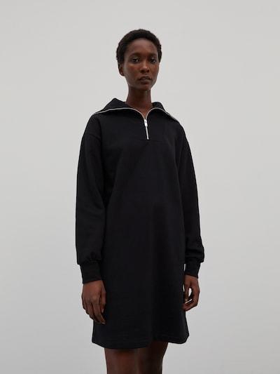 EDITED Kleid 'Jolan' in schwarz, Modelansicht