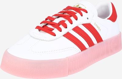 Sneaker bassa 'Sambarose' ADIDAS ORIGINALS di colore oro / rosso / bianco, Visualizzazione prodotti