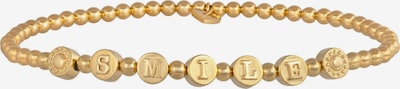 caï Armband in gold: Frontalansicht