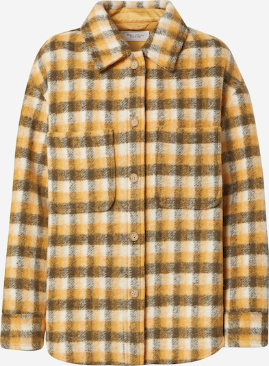 Marc O'Polo DENIM Jacke in khaki / orange / weiß, Produktansicht