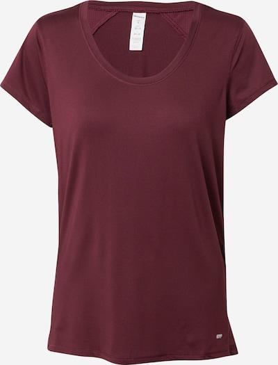 Sportiniai marškinėliai 'TRISHA' iš Marika , spalva - slyvų spalva, Prekių apžvalga