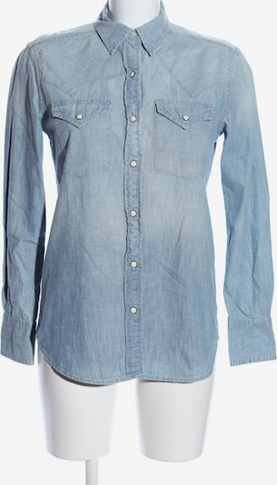 DENIM & SUPPLY Ralph Lauren Jeanshemd in S in blau, Produktansicht