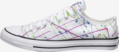 CONVERSE Sneakers in Blue / Green / Purple / White, Item view