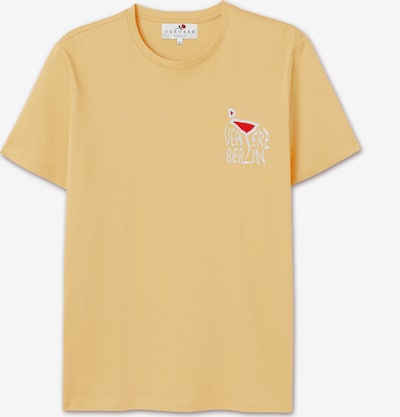 Vertere Berlin T-Shirt in hellorange, Produktansicht