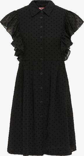 myMo ROCKS Kleid in schwarz, Produktansicht