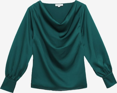 Zibi London Bluse 'Lula' in smaragd, Produktansicht