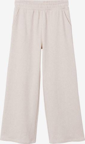 Pantalon MANGO TEEN en beige