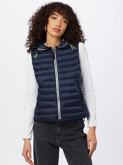 Bogner Fire + Ice Vest 'KATE' in Navy, View model