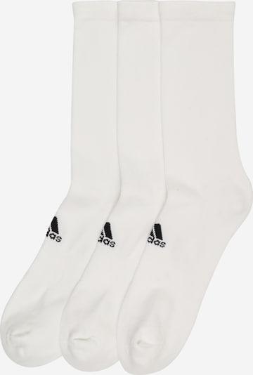 adidas Golf Sporta zeķes melns / balts, Preces skats