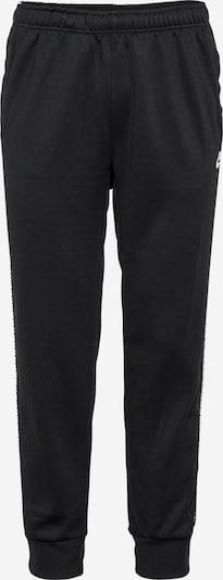Nike Sportswear Kalhoty 'Repeat' - černá / bílá, Produkt