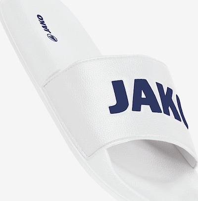 JAKO Badeschuh 'JAKOlette' in blau / weiß, Produktansicht
