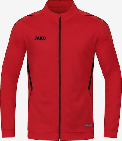 JAKO Outdoor jacket in Red / Black, Item view