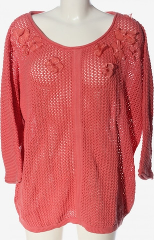 Pfeffinger Sweater & Cardigan in XXXL in Red