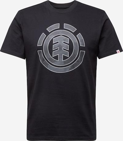 ELEMENT Tričko - šedá / černá, Produkt