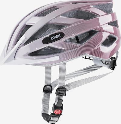 UVEX Helm 'Uvex Air Wing' in altrosa / schwarz / weiß, Produktansicht