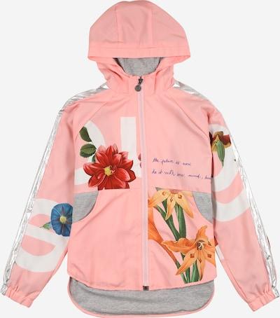 Desigual Přechodná bunda - modrá / oranžová / růžová / červená / bílá, Produkt