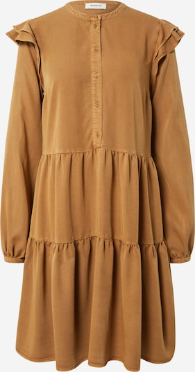 modström Robe-chemise 'Henry' en sable, Vue avec produit