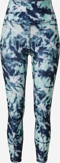 Marika Sporthose 'ATHENA' in navy / mint, Produktansicht