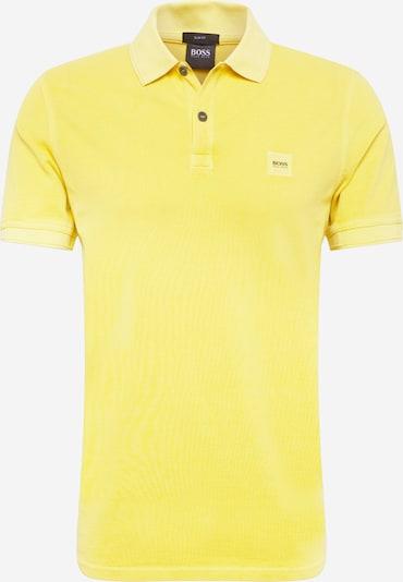 BOSS Casual Tričko 'Prime' - žlutá, Produkt