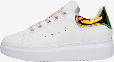 NOCLAIM Sneakers laag 'GALA 11' in de kleur Wit, Productweergave