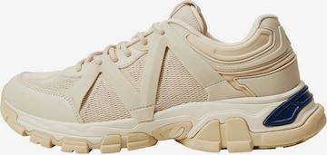 MANGO MAN Sneaker in Beige