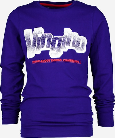 VINGINO Shirt 'JEMS' in royalblau / hellrot / weiß, Produktansicht