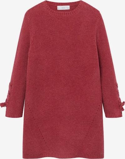 MANGO KIDS Kleid 'Louise' in karminrot, Produktansicht