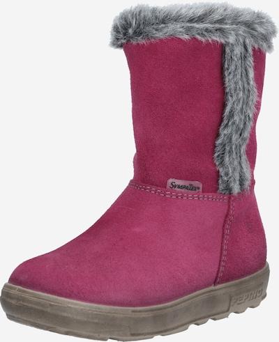 Pepino Škornji za v sneg 'Usky' | siva / fuksija barva, Prikaz izdelka
