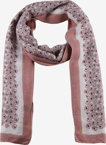 Sciarpa di Zwillingsherz in rosa