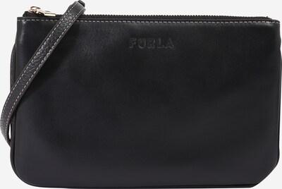 FURLA Чанта за през рамо тип преметка в черно, Преглед на продукта
