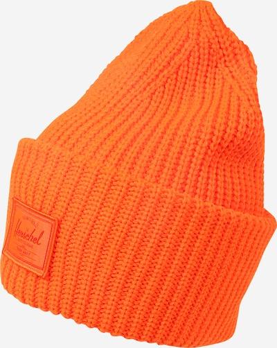 Herschel Mütze 'Juneau' in orange, Produktansicht