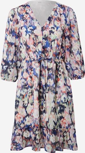 ONLY Kleid 'ZOE' in mischfarben / weiß, Produktansicht
