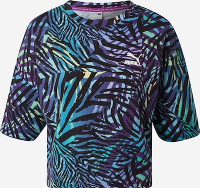 Maglietta PUMA di colore lilla / colori misti, Visualizzazione prodotti
