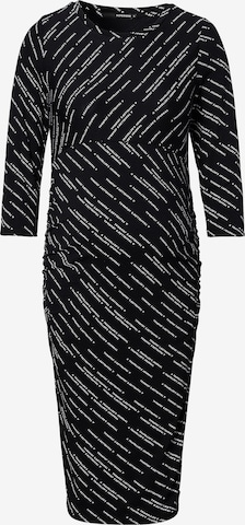 Supermom Dress in Black