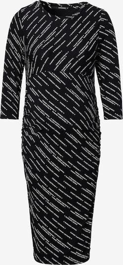 Supermom Jurk in de kleur Zwart / Wit, Productweergave