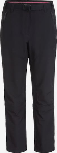 ICEPEAK Outdoorhose ' BEELITZ IL ' in schwarz, Produktansicht