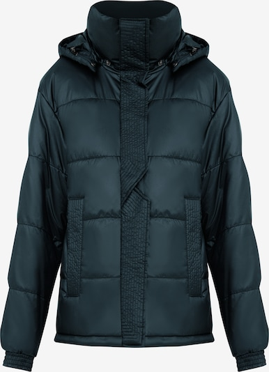 Finn Flare Jacke in dunkelgrün, Produktansicht