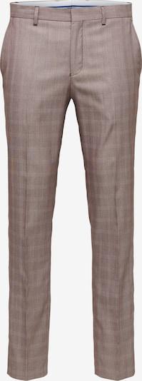 SELECTED HOMME Pantalón de pinzas 'Logan' en greige, Vista del producto