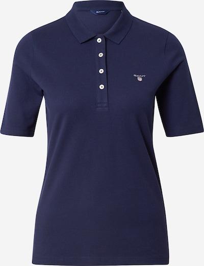 Tricou GANT pe albastru închis, Vizualizare produs