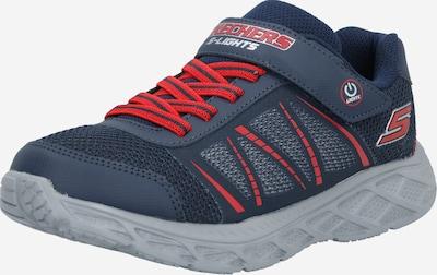SKECHERS Sneakers in blue / red, Item view