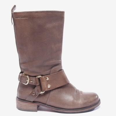 BOSS ORANGE Stiefel in 36 in braun, Produktansicht