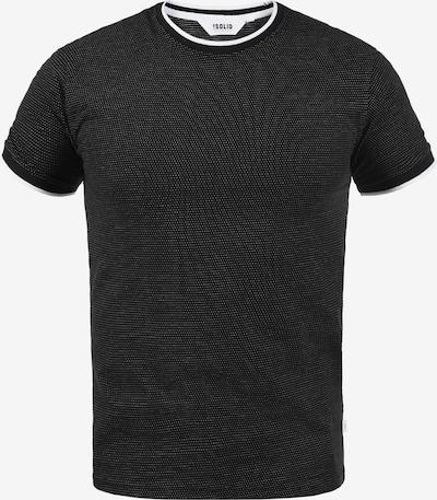 !Solid Rundhalsshirt 'Saul' in schwarz, Produktansicht