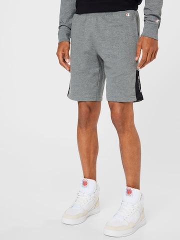 Champion Authentic Athletic Apparel Spodnie w kolorze szary