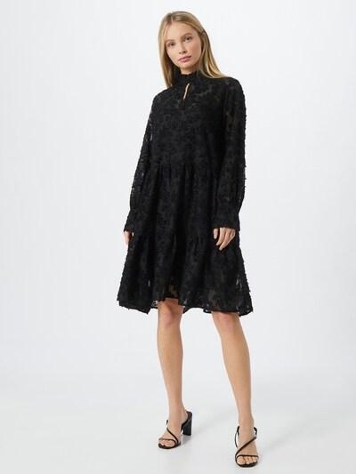 SECOND FEMALE Kleid 'Audrey' in schwarz, Modelansicht