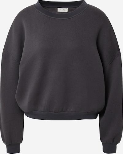 AMERICAN VINTAGE Sweatshirt 'Ikatown' in dunkelgrau, Produktansicht