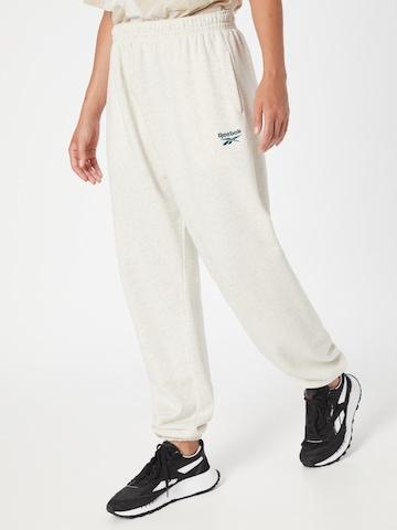 Reebok Classics Hose in Weiß