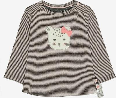 STACCATO Shirt in hellbeige / taupe / rosa / naturweiß, Produktansicht